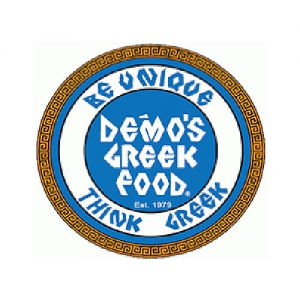 Demo's Greek Food